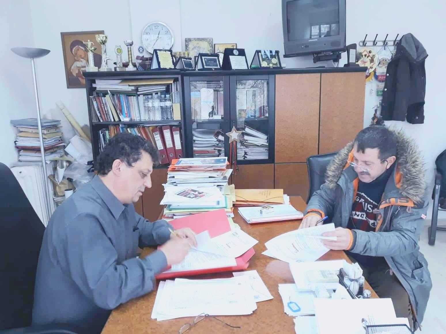 Αποτέλεσμα εικόνας για Υπεγράφη η σύμβαση για την βελτίωση  πρόσβασης γεωργικών και κτηνοτροφικών  εκμεταλλεύσεων του Δήμου Αλιάρτου – Θεσπιέων
